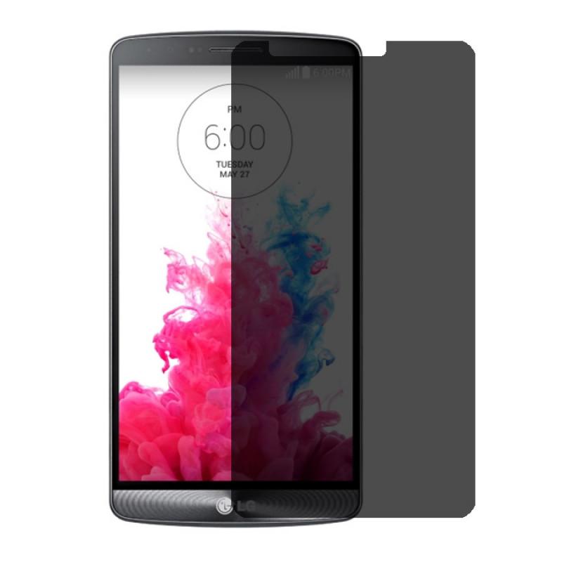 Folie sticla LG G3 privacy, Folii LG - TemperedGlass.ro