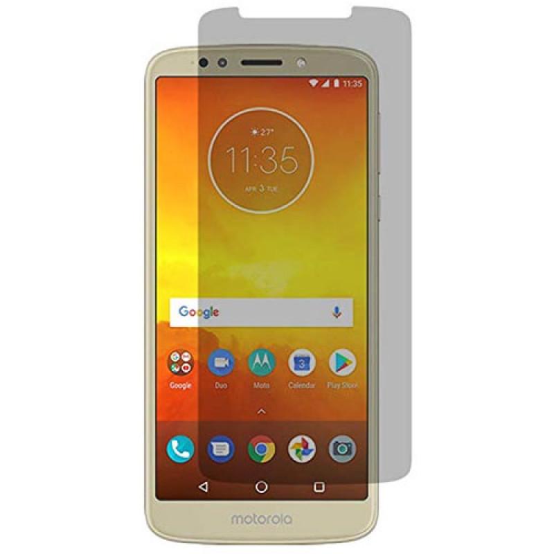 Folie sticla Motorola Moto E5 privacy, Folii Motorola - TemperedGlass.ro