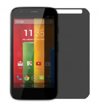 Folie protectie PRIVACY sticla securizata Motorola Moto G
