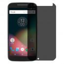 Folie protectie PRIVACY sticla securizata Motorola Moto G4