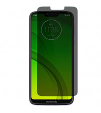 Folie protectie PRIVACY sticla securizata Motorola Moto G7 Power