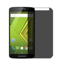 Folie protectie PRIVACY sticla securizata Motorola Moto X Play