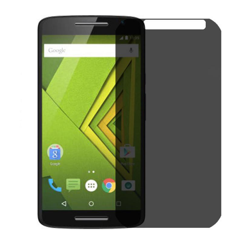 Folie sticla Moto X Play privacy, Folii Motorola - TemperedGlass.ro