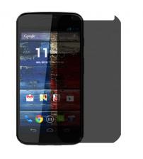 Folie protectie PRIVACY sticla securizata Motorola X