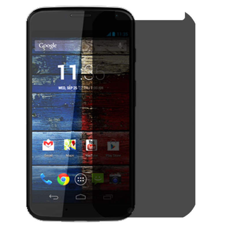 Folie sticla Moto X privacy, Folii Motorola - TemperedGlass.ro