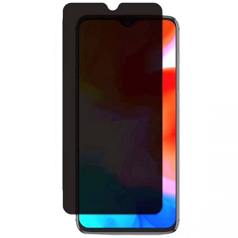 Folie sticla OnePlus 6T privacy, Folii OnePlus - TemperedGlass.ro