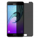 Folie protectie PRIVACY sticla securizata Samsung Galaxy A3 2016