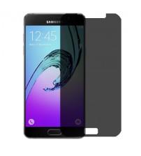 Folie protectie PRIVACY sticla securizata Samsung Galaxy A5 2016
