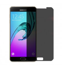 Folie protectie PRIVACY sticla securizata Samsung Galaxy A7 2017