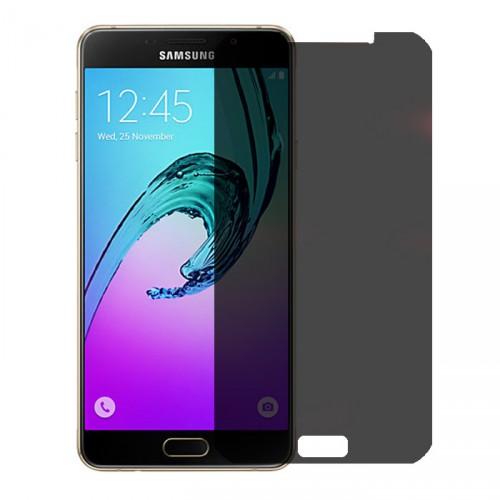Folie sticla Samsung A7 2017 privacy, Folii Samsung - TemperedGlass.ro
