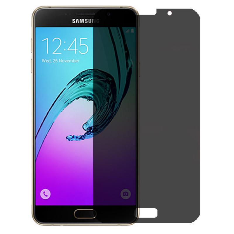 Folie sticla Samsung A7 privacy, Folii Samsung - TemperedGlass.ro