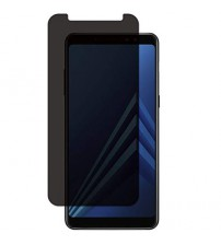 Folie protectie PRIVACY sticla securizata Samsung Galaxy A8 2018
