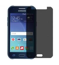 Folie protectie PRIVACY sticla securizata Samsung Galaxy J1