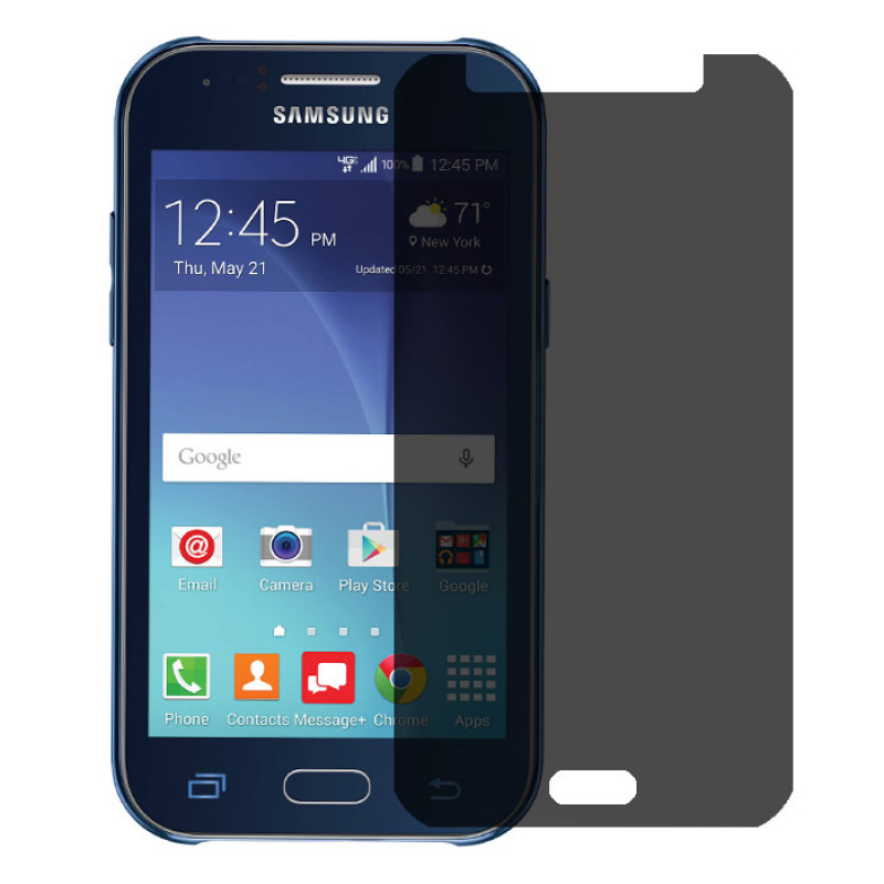 Folie sticla Samsung J5 privacy, Folii Samsung - TemperedGlass.ro