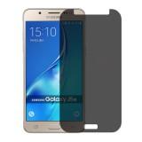Folie protectie PRIVACY sticla securizata Samsung Galaxy J5 2016
