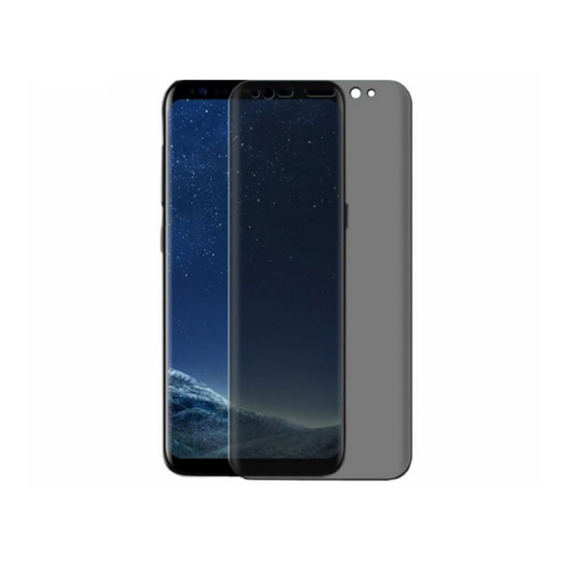 Folie sticla Samsung Note 8 privacy, Folii Samsung - TemperedGlass.ro