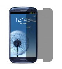 Folie protectie PRIVACY sticla securizata Samsung Galaxy S3