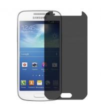 Folie protectie PRIVACY sticla securizata Samsung Galaxy S4 mini