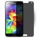 Folie protectie PRIVACY sticla securizata Samsung Galaxy S5 / S5 Neo