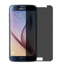 Folie protectie PRIVACY sticla securizata Samsung Galaxy S6