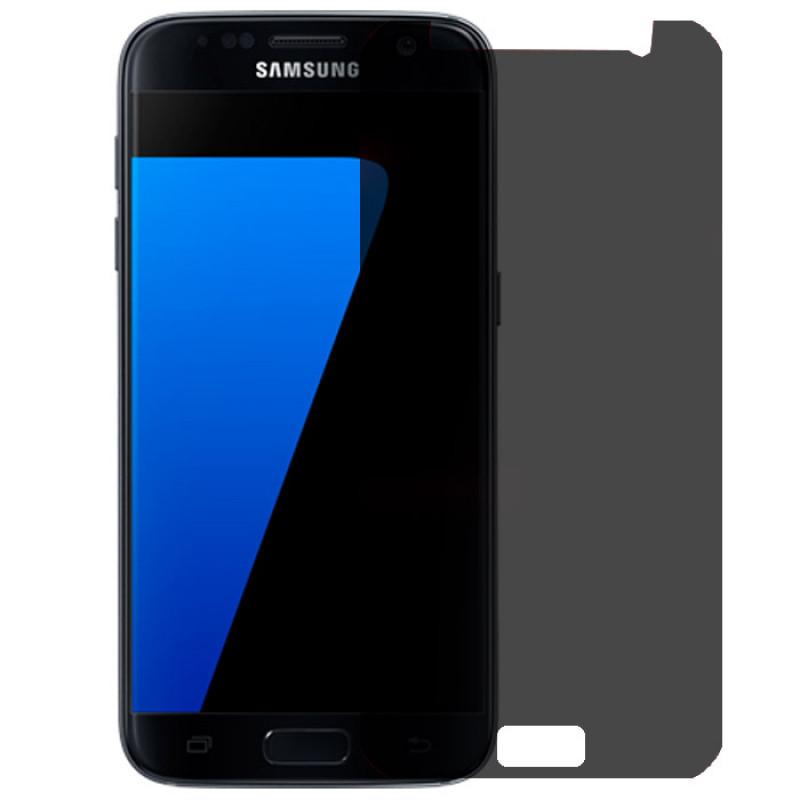 Folie sticla Samsung S7 privacy, Folii Samsung - TemperedGlass.ro