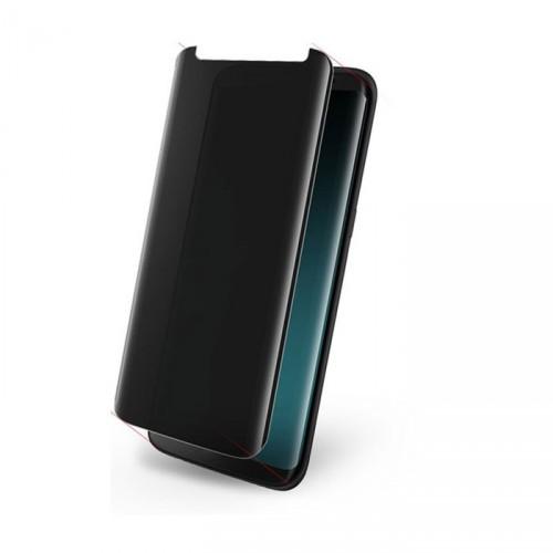 Folie sticla Samsung S8 privacy, Folii Samsung - TemperedGlass.ro