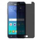 Folie protectie PRIVACY sticla securizata Samsung J7 2016