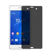 Folie protectie PRIVACY sticla securizata Sony Xperia Z3