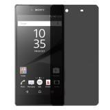 Folie protectie PRIVACY sticla securizata Sony Xperia Z5