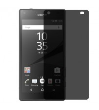 Folie protectie PRIVACY sticla securizata Sony Xperia Z5 Compact