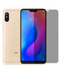 Folie protectie PRIVACY sticla securizata Xiaomi Mi A2 Lite