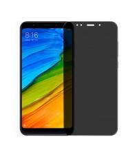 Folie protectie PRIVACY sticla securizata Xiaomi Redmi Note 5