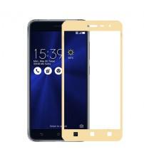 Folie protectie sticla securizata Asus Zenfone 3 ZE520KL Gold