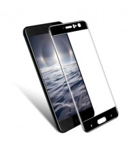 Folie protectie sticla securizata HTC U11 3D Black