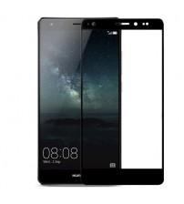 Folie protectie sticla securizata Huawei Mate S - Black