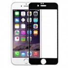 Folie protectie sticla securizata iPhone 6 Plus - Black aluminium