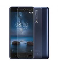 Folie protectie sticla securizata Nokia 8