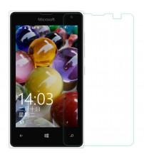 Folie protectie sticla securizata Nokia Lumia 435