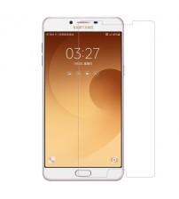 Folie protectie sticla securizata Samsung C9 Pro