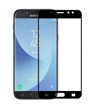 Folie protectie sticla securizata Samsung Galaxy J5 2017 Full Black