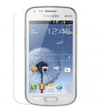 Folie protectie sticla securizata Samsung Galaxy S Duos S7582