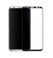 Folie protectie sticla securizata Samsung Galaxy S8 - Black