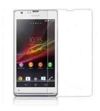 Folie protectie sticla securizata Sony Xperia L