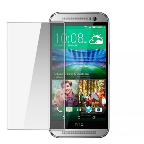 Folie sticla HTC One E9 Plus antireflex - TemperedGlass.ro