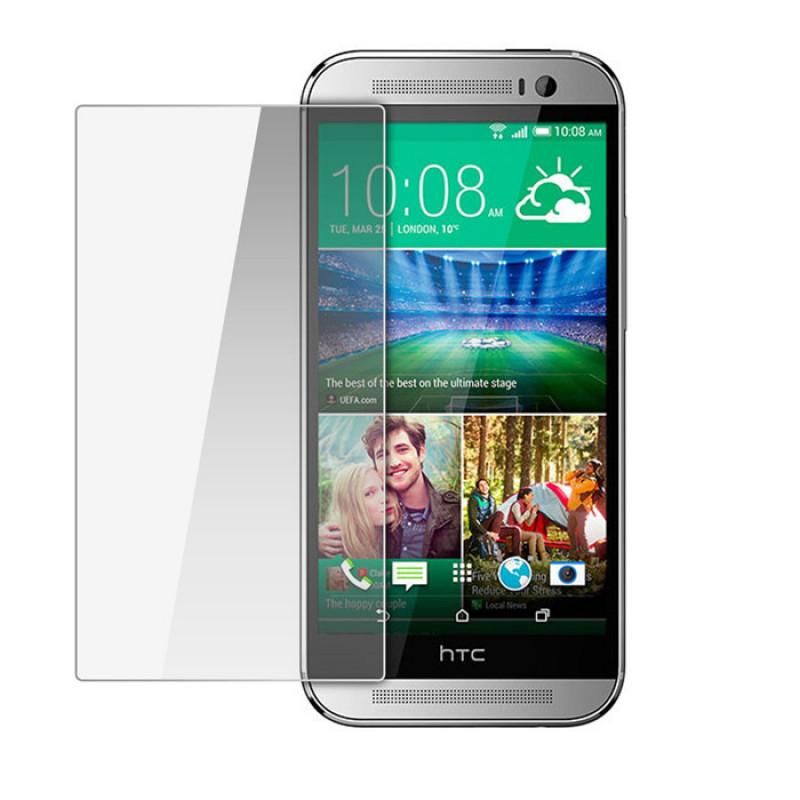 Folie sticla HTC One M8 antireflex, Folii HTC - TemperedGlass.ro
