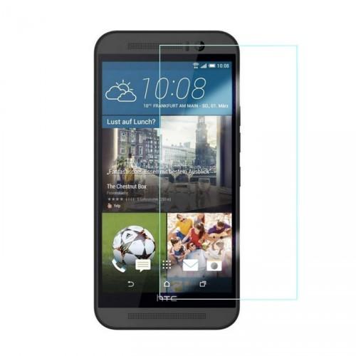 Folie sticla HTC One M9 Plus antireflex - TemperedGlass.ro