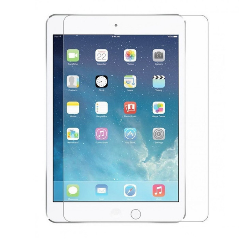 Folie sticla iPad Air 1 / 2 antireflex - TemperedGlass.ro