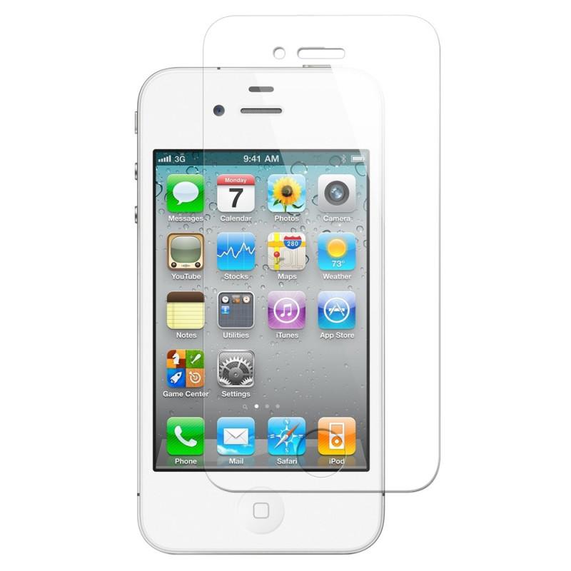 Folie sticla iPhone 4 antireflex, Folii iPhone - TemperedGlass.ro
