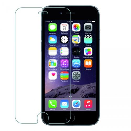 Folie sticla iPhone 7 Plus antireflex - TemperedGlass.ro