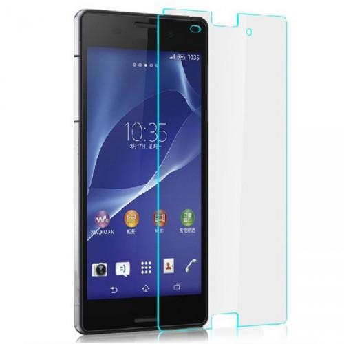 Folie sticla Sony Xperia Z3 antireflex, Folii Sony - TemperedGlass.ro